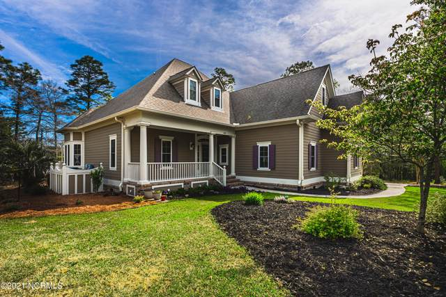 400 River Crest Drive, Shallotte, NC 28470 (MLS #100266843) :: The Oceanaire Realty