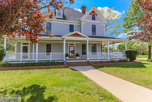 300 S Main Street Street, Lucama, NC 27851 (MLS #100266844) :: RE/MAX Essential