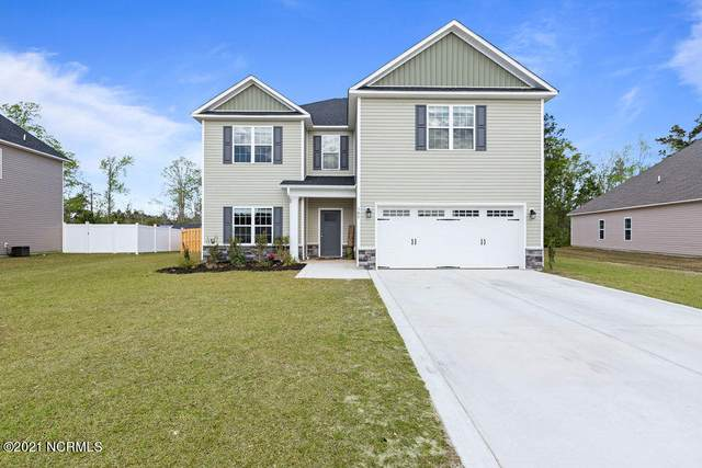 105 Wee Toc Trail, Jacksonville, NC 28546 (MLS #100266849) :: The Legacy Team