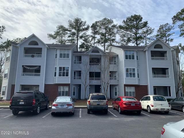 3320 Breezewood Drive F, Greenville, NC 27858 (MLS #100266858) :: Berkshire Hathaway HomeServices Hometown, REALTORS®