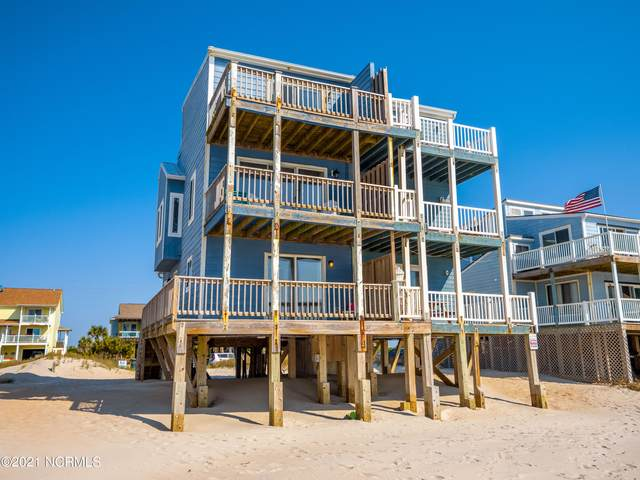 2334 New River Inlet Road #1, North Topsail Beach, NC 28460 (MLS #100266864) :: The Oceanaire Realty