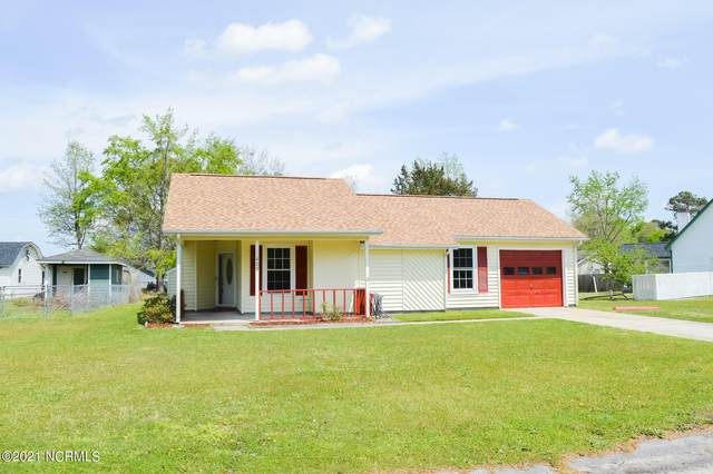 403 Hunting Green Drive, Jacksonville, NC 28546 (MLS #100266892) :: The Oceanaire Realty