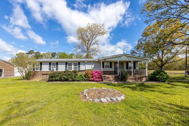 4129 Buck Road, Vanceboro, NC 28586 (MLS #100266894) :: The Tingen Team- Berkshire Hathaway HomeServices Prime Properties