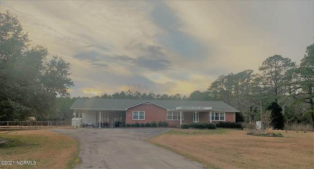 395 Horne Road, Lowland, NC 28552 (MLS #100266895) :: Stancill Realty Group