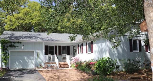 136 Loblolly Drive, Pine Knoll Shores, NC 28512 (MLS #100266896) :: Carolina Elite Properties LHR