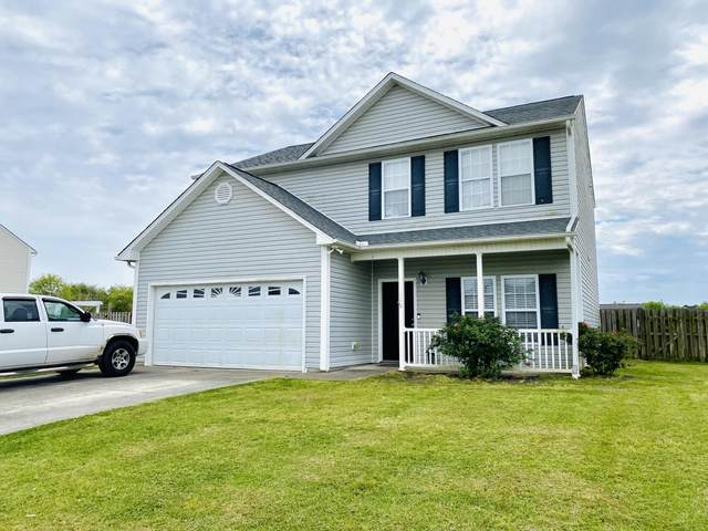 102 Airleigh Place, Richlands, NC 28574 (MLS #100266902) :: David Cummings Real Estate Team