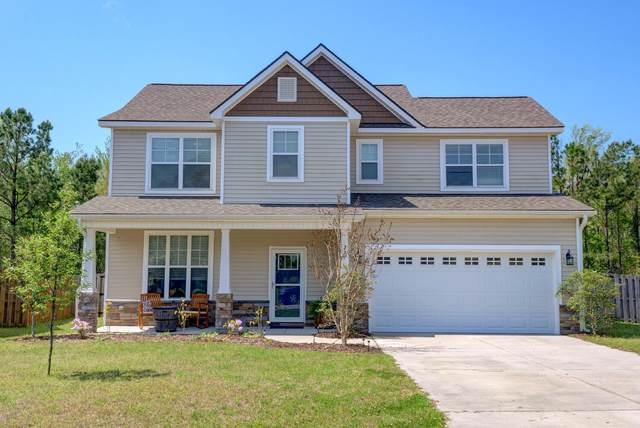 227 Admiral Court, Sneads Ferry, NC 28460 (MLS #100266909) :: Stancill Realty Group