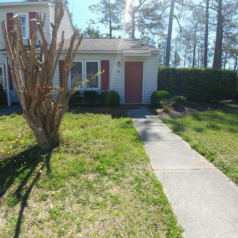 7 Portwest Townhouses Apt D, Swansboro, NC 28584 (MLS #100266922) :: Courtney Carter Homes