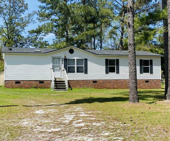 559 Bear Street NW, Shallotte, NC 28470 (MLS #100266923) :: The Oceanaire Realty