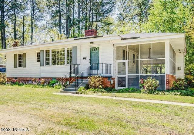 317 Oakdale Road, Rocky Mount, NC 27804 (MLS #100266925) :: The Cheek Team