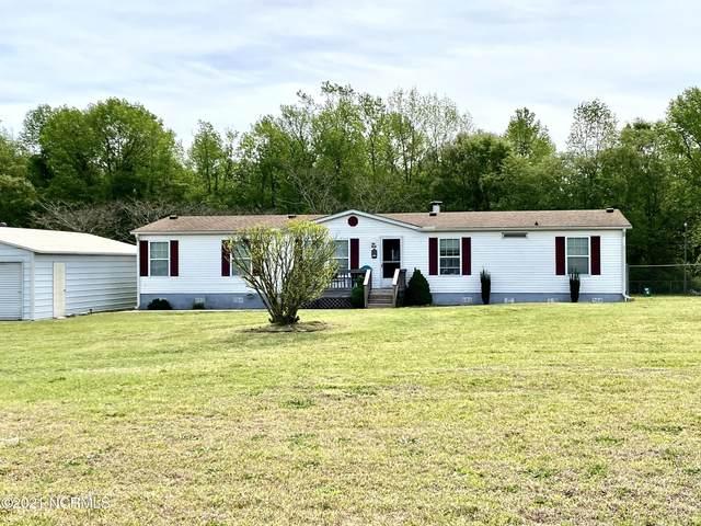 314 Moseley Road, Walstonburg, NC 27888 (MLS #100266926) :: Carolina Elite Properties LHR