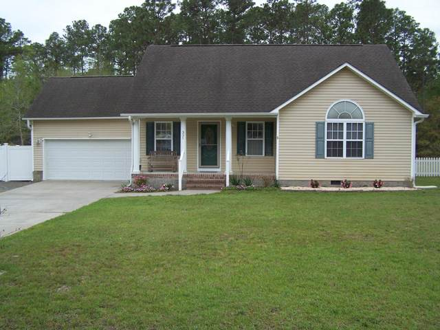 331 Pine Street, Southport, NC 28461 (MLS #100266930) :: Stancill Realty Group