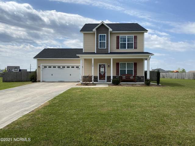 127 Buckhaven Drive, Richlands, NC 28574 (MLS #100266945) :: The Oceanaire Realty