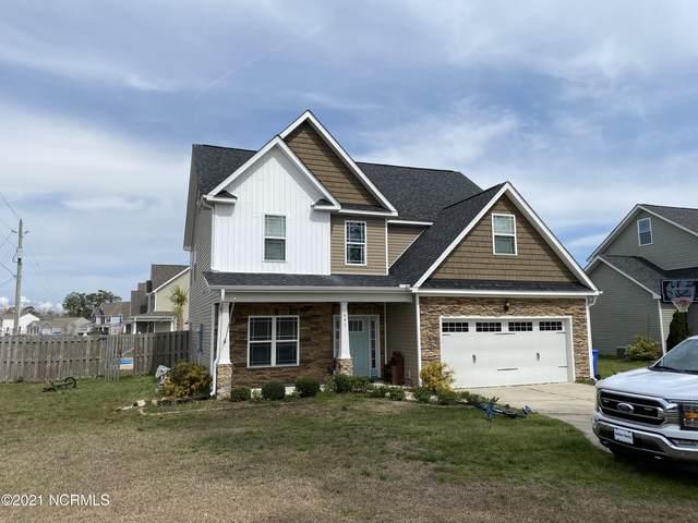 641 Morris Landing Road, Holly Ridge, NC 28445 (MLS #100266947) :: The Oceanaire Realty