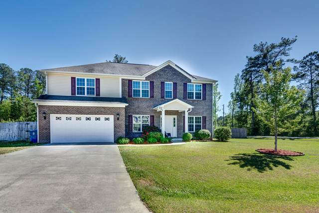 100 Maple Farms Lane, Havelock, NC 28532 (MLS #100266952) :: Stancill Realty Group