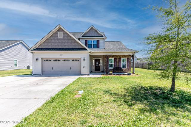 506 Louvre Lane, Jacksonville, NC 28546 (MLS #100266959) :: The Tingen Team- Berkshire Hathaway HomeServices Prime Properties