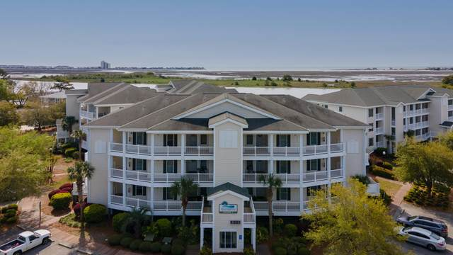 1135 Park Road Unit 1103, Sunset Beach, NC 28468 (MLS #100266960) :: Carolina Elite Properties LHR