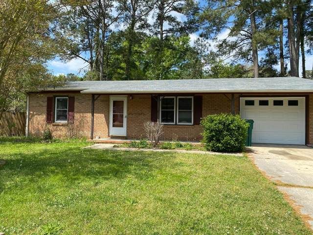 403 Walnut Drive, Jacksonville, NC 28540 (MLS #100266963) :: Stancill Realty Group
