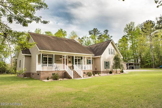 224 Harbour View Drive, Chocowinity, NC 27817 (MLS #100266966) :: The Tingen Team- Berkshire Hathaway HomeServices Prime Properties