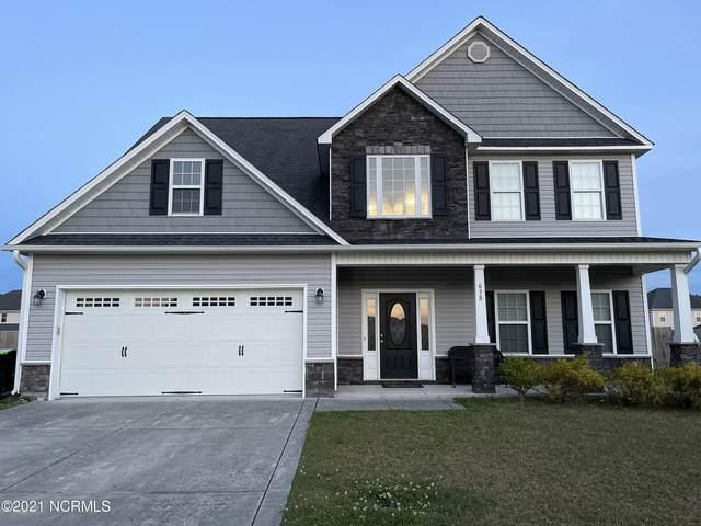 638 Arabella Drive, Jacksonville, NC 28546 (MLS #100266968) :: Great Moves Realty
