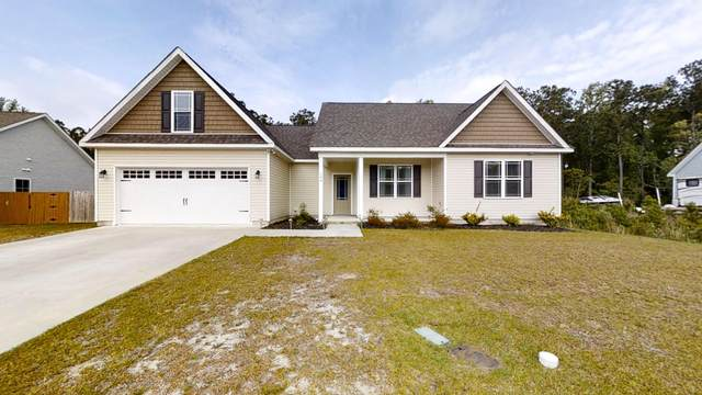 104 Shadow Creek Drive, Swansboro, NC 28584 (MLS #100266985) :: The Cheek Team