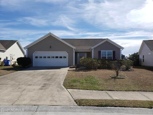 232 Red Carnation Drive, Holly Ridge, NC 28445 (MLS #100266986) :: Berkshire Hathaway HomeServices Hometown, REALTORS®