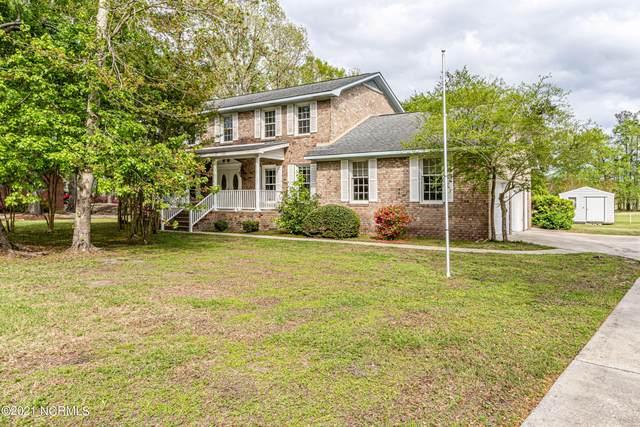 125 Rock Creek Drive S, Jacksonville, NC 28540 (MLS #100266991) :: The Tingen Team- Berkshire Hathaway HomeServices Prime Properties
