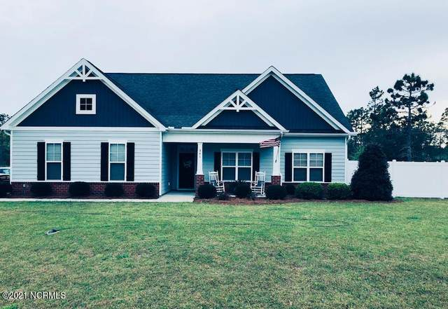 361 Scrub Oaks Drive, Hampstead, NC 28443 (MLS #100266992) :: RE/MAX Essential
