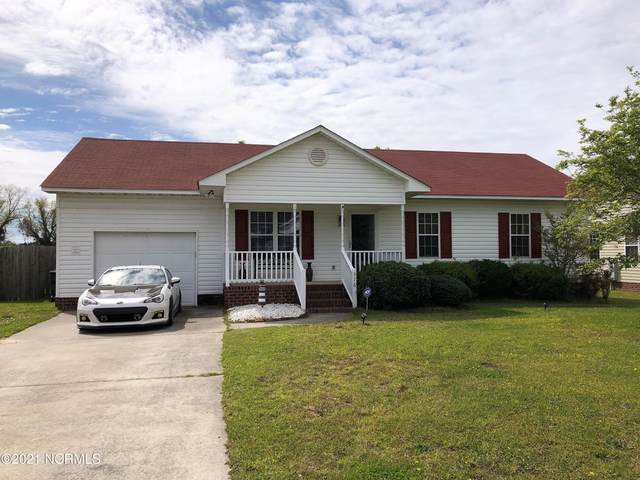 376 Olive Branch Boulevard, Grifton, NC 28530 (MLS #100267003) :: RE/MAX Elite Realty Group