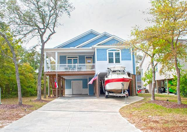 2703 E Oak Island Drive, Oak Island, NC 28465 (MLS #100267005) :: Donna & Team New Bern