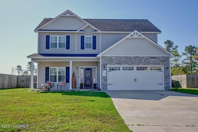 803 Cross Wind Court, Sneads Ferry, NC 28460 (MLS #100267017) :: The Oceanaire Realty