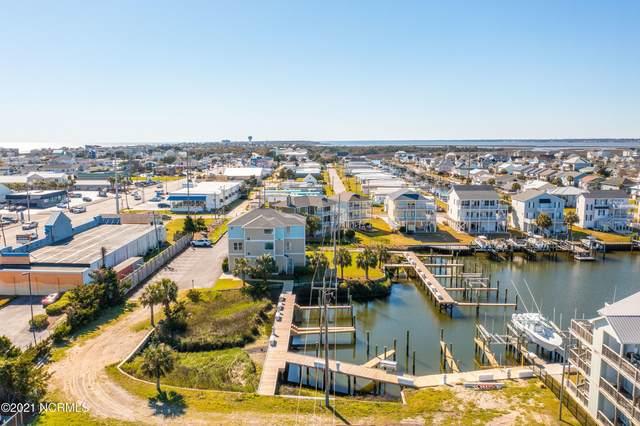 104 N Kinston Avenue #10, Atlantic Beach, NC 28512 (MLS #100267023) :: Berkshire Hathaway HomeServices Prime Properties