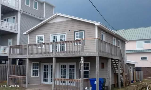 209 N Shore Drive, Surf City, NC 28445 (MLS #100267034) :: Berkshire Hathaway HomeServices Prime Properties