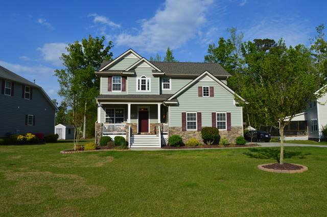 2842 Little Gem Circle, Winterville, NC 28590 (MLS #100267056) :: RE/MAX Elite Realty Group