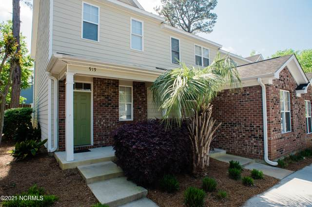 919 Downey Branch Lane, Wilmington, NC 28403 (MLS #100267066) :: RE/MAX Essential