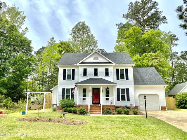 2278 Edgewater Drive, Winterville, NC 28590 (MLS #100267067) :: RE/MAX Elite Realty Group