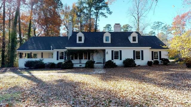 105 Mallard Drive, Washington, NC 27889 (MLS #100267085) :: Berkshire Hathaway HomeServices Prime Properties
