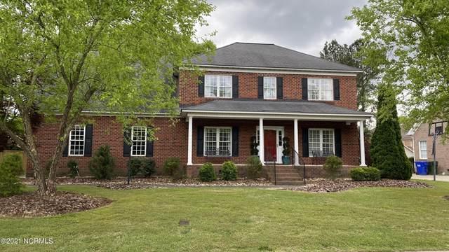 3703 Bach Circle, Greenville, NC 27858 (MLS #100267086) :: RE/MAX Essential