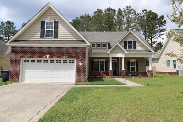 415 Weatherford Drive, Jacksonville, NC 28540 (MLS #100267094) :: Great Moves Realty