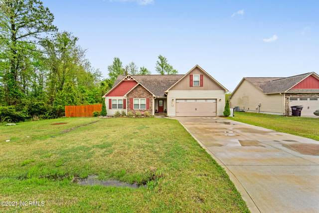 412 Sea Buoy Lane, Sneads Ferry, NC 28460 (MLS #100267106) :: RE/MAX Elite Realty Group