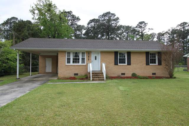 609 Lee Drive, Havelock, NC 28532 (MLS #100267142) :: Vance Young and Associates