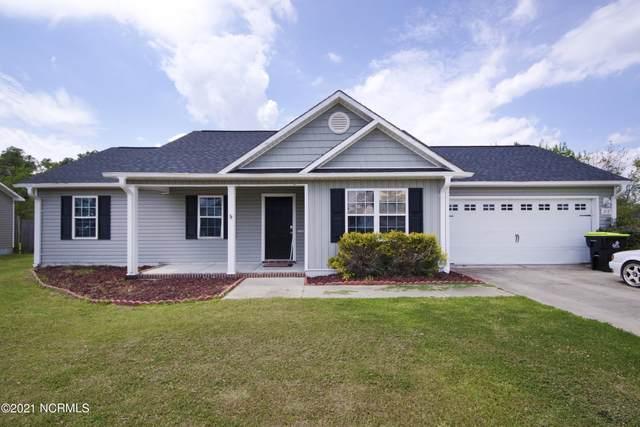 212 Michel Court, Hubert, NC 28539 (MLS #100267174) :: David Cummings Real Estate Team