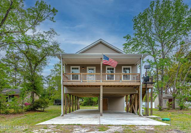 1326 Burnett Road, Wilmington, NC 28409 (MLS #100267179) :: The Oceanaire Realty