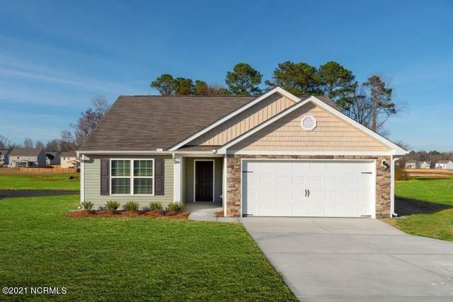 446 Poppleton Drive, Hampstead, NC 28443 (MLS #100267180) :: Great Moves Realty