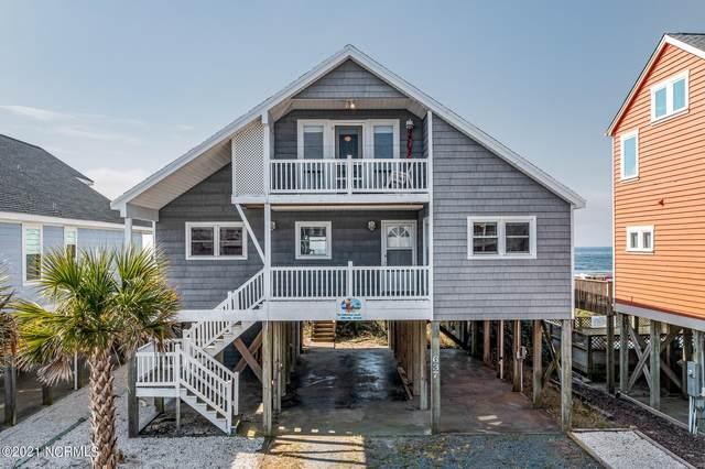 637 Ocean Boulevard W, Holden Beach, NC 28462 (MLS #100267205) :: The Oceanaire Realty