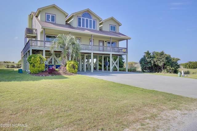 1239 Ocean Boulevard W, Holden Beach, NC 28462 (MLS #100267206) :: David Cummings Real Estate Team