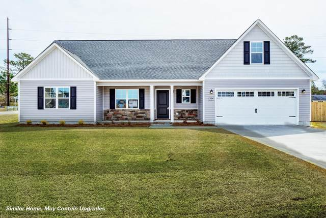 217 Purple Martin Drive, Hubert, NC 28539 (MLS #100267229) :: The Tingen Team- Berkshire Hathaway HomeServices Prime Properties