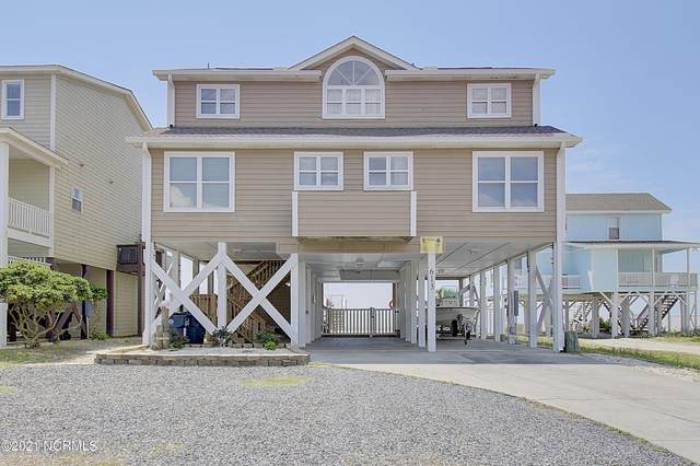 613 Ocean Boulevard W, Holden Beach, NC 28462 (MLS #100267242) :: The Cheek Team