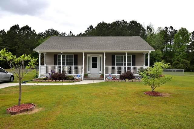 207 Bruton Craft Lane, Pinetops, NC 27864 (MLS #100267287) :: CENTURY 21 Sweyer & Associates