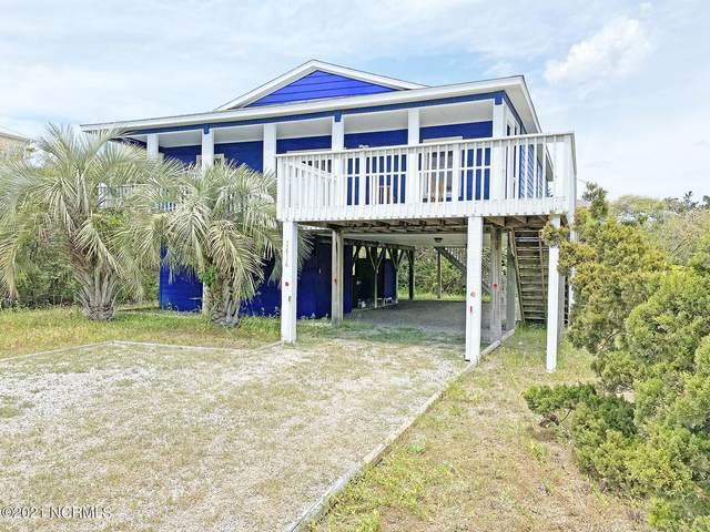 1414 E Dolphin Drive, Oak Island, NC 28465 (MLS #100267289) :: The Oceanaire Realty